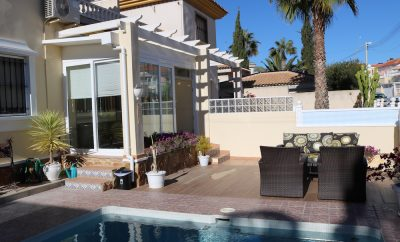3 Bedroom House with Pool for Sale – San Miguel de Salinas